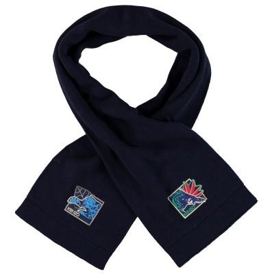 Afbeelding van Kenzo KM90528 kinder sjaal navy