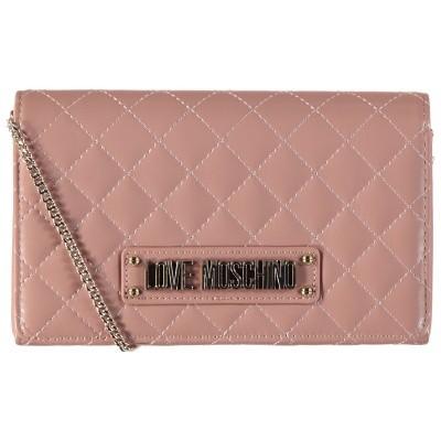 Afbeelding van Moschino JC4118 dames tas licht roze