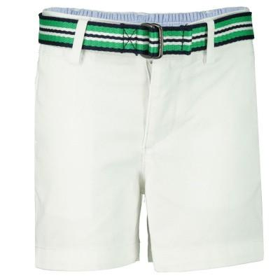 Afbeelding van Ralph Lauren 736965K kinder shorts wit