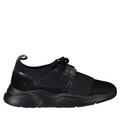Picture of Stokton 19D mens sneakers black