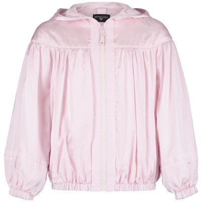 Picture of MonnaLisa 173103 kids jacket light pink