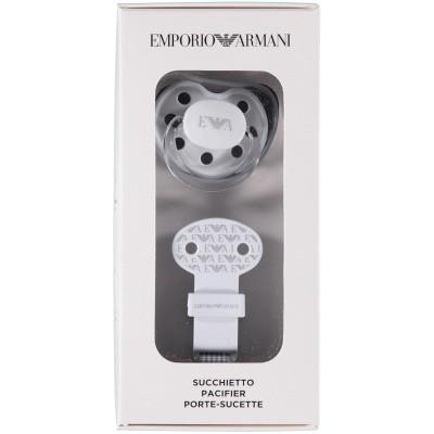 Picture of Armani 409026 baby accessory white