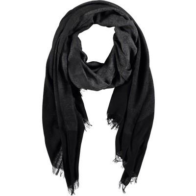 Afbeelding van Guess AW7740MOD03 dames sjaal zwart