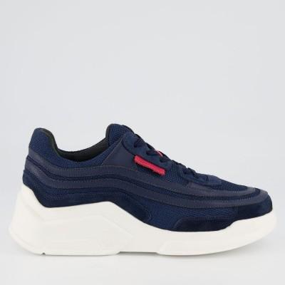 Afbeelding van CERO NINE FORT H-215 unisex sneakers navy