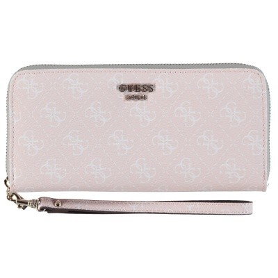 Picture of Guess SWSG7103460 womens wallet light pink