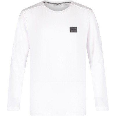Afbeelding van Antony Morato MKKL00184 kinder t-shirt wit
