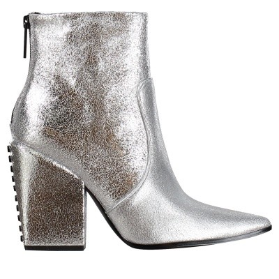 Picture of Kendall + Kylie FIRE womens boots silver