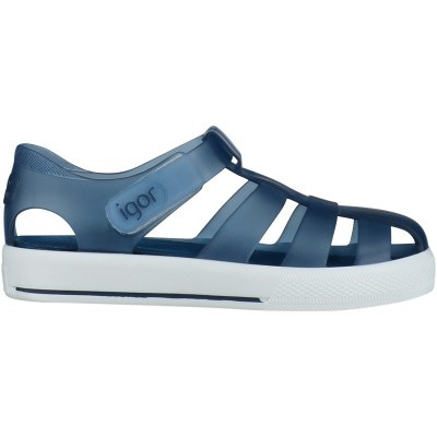 Picture of Igor S10171 kids sandals blue