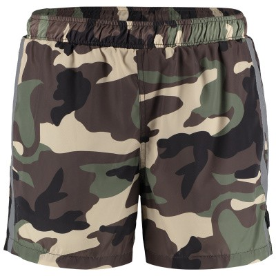 Picture of Airforce M0535 mens swimshorts army