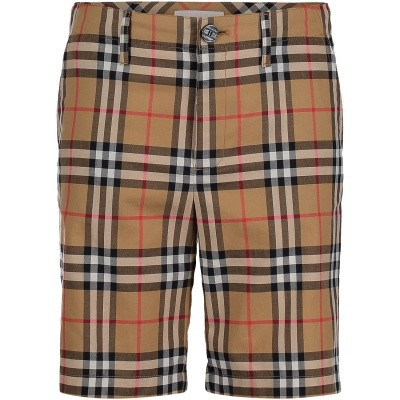 Picture of Burberry 8001551 kids shorts beige
