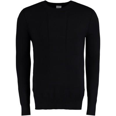 Afbeelding van Pure White 18030806 heren trui zwart