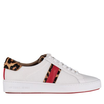 Picture of Michael Kors 43S9IRFS6D womens sneakers white