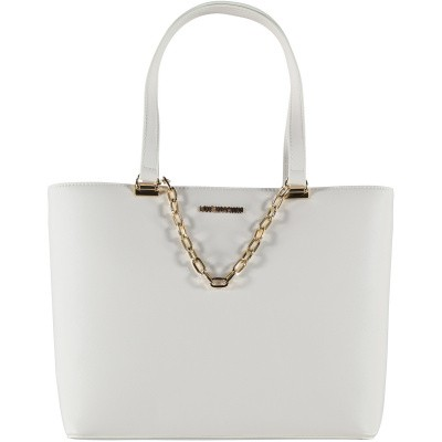 Picture of Moschino JC4306 womens bag white