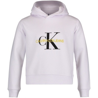Picture of Calvin Klein IG0IG00054 kids sweater white