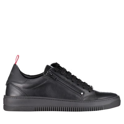 Afbeelding van Antony Morato MMFW01125 heren sneakers zwart