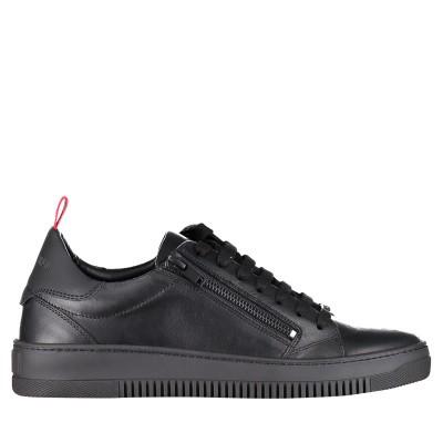 Picture of Antony Morato MMFW01125 mens sneakers black