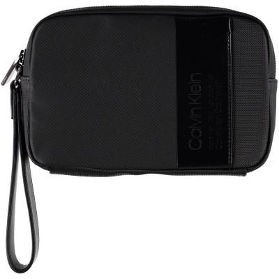 Afbeelding van Calvin Klein K50K504448 heren portemonnee zwart