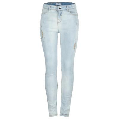 Afbeelding van Mayoral 3503 kinder shorts jeans