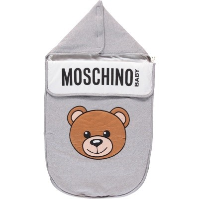 Picture of Moschino MPE005 baby accessory grey