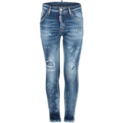 Afbeelding van Dsquared2 DQ01PW D00SI kinderbroek jeans