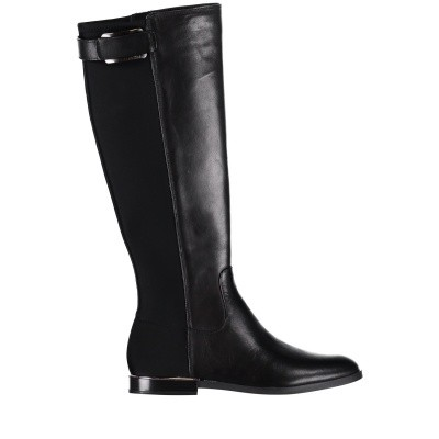 Picture of Calvin Klein PERLINA womens boots black