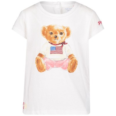 Picture of Ralph Lauren 735960 baby shirt white