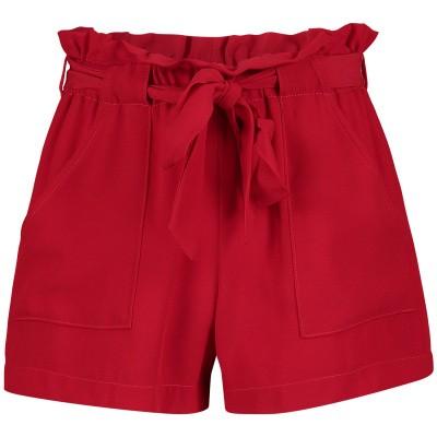 Afbeelding van MonnaLisa 173412 kinder shorts rood