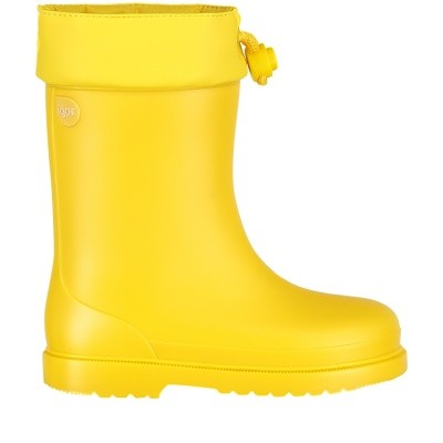 Picture of Igor W10100 kids boots yellow
