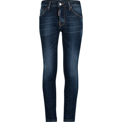 Picture of Dsquared2 DQ01PW D00TG kids jeans jeans