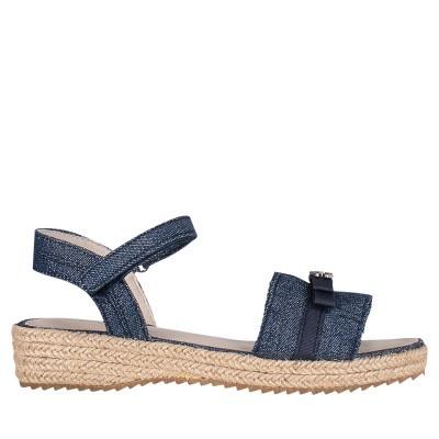 Afbeelding van Mayoral 45057 kinder sandalen jeans