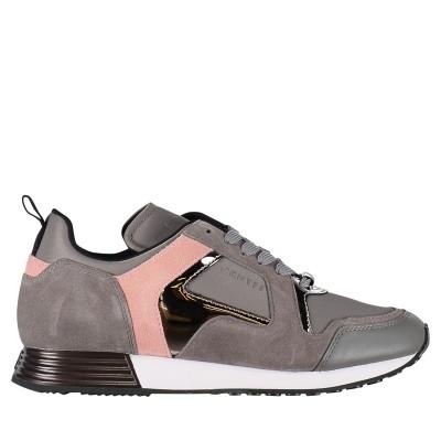 Afbeelding van Cruyff CC50411833 dames sneakers licht grijs