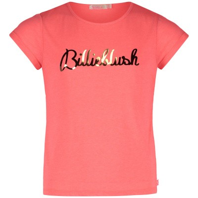 Afbeelding van BillieBlush U15P02 kinder t-shirt fluor roze
