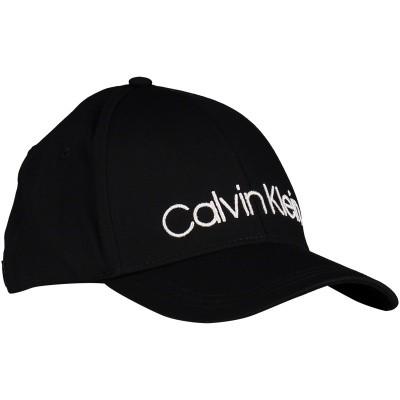 Afbeelding van Calvin Klein K50K504106 herenpet zwart