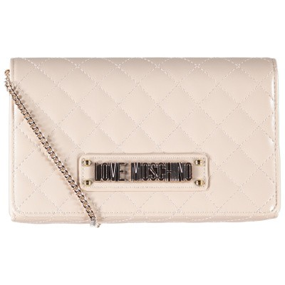 Picture of Moschino JC4118 womens bag off white