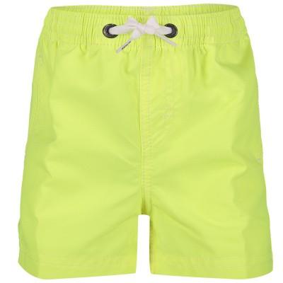 Afbeelding van Sundek B504BDTA100 B baby badkleding fluor geel