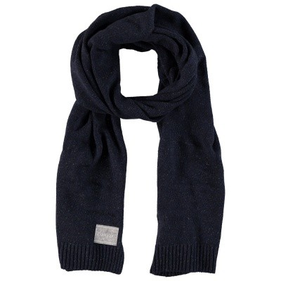 Picture of Calvin Klein K50K504131 mens scarf navy