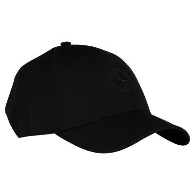 Picture of Stone Island 101690265 kids cap black