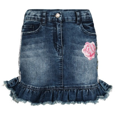 Picture of MonnaLisa 793700R3 kids skirt jeans