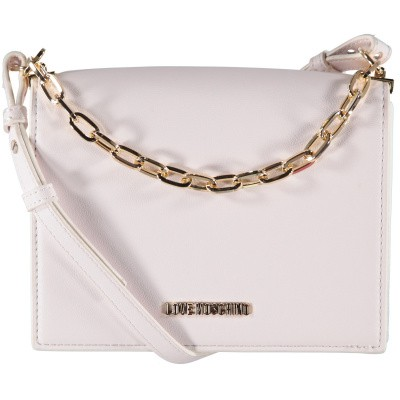 Picture of Moschino JC4309 womens bag white