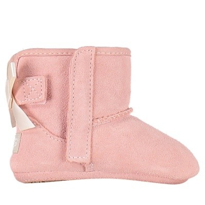 Picture of Ugg 1018452I baby slippers light pink