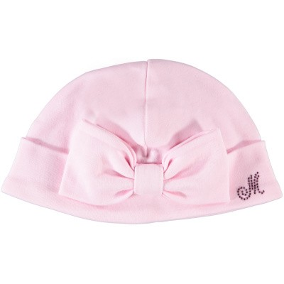 Picture of MonnaLisa 35CCAP baby hat light pink