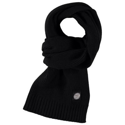 Afbeelding van Stone Island 6916N02A6 kinder sjaal zwart