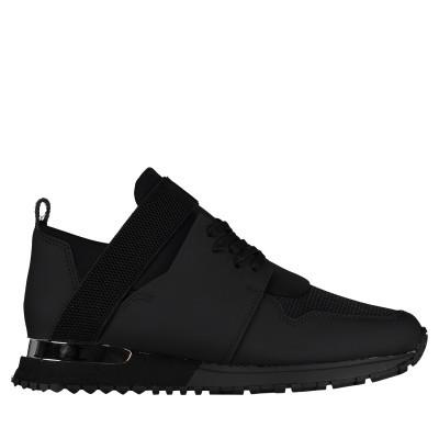 Afbeelding van Mallet TD1016 heren sneakers zwart
