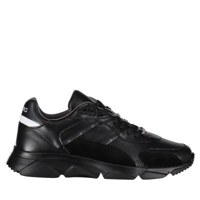 Afbeelding van Iceberg IU1159 heren sneakers zwart