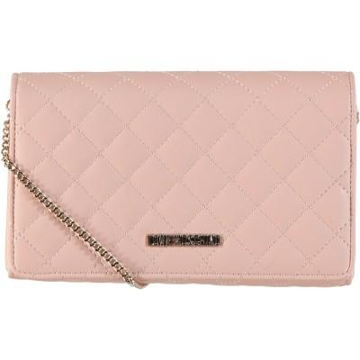 Afbeelding van Moschino JC4095 dames flapbag licht roze