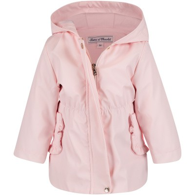 Picture of Tartine et Chocolat TN44021 baby coat light pink
