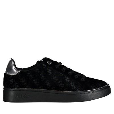 Afbeelding van Guess FLBYZ4FAL12 dames sneakers zwart