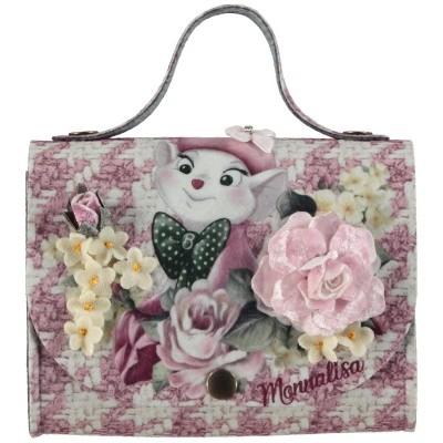 Afbeelding van MonnaLisa 192006 kindertas roze