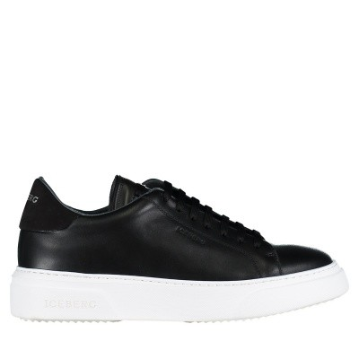 Picture of Iceberg IU850 mens sneakers white