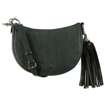 Picture of Guess HWVG7094120 womens bag dark green